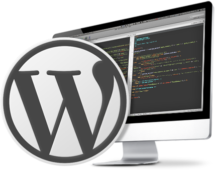 WordPress code in development