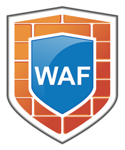 Website application firewall icon