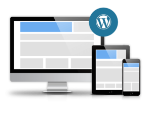 Responsive WordPress design services icon